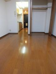 アーバンプロミネンス 2階の寝室