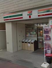 アーバンプロミネンス 2階の周辺 セブンイレブン 南大井浜川店 363m