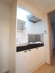 プレッツァ西宮 8階のキッチン
