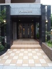 プレッツァ西宮 8階の玄関