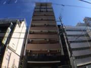 御堂筋線心斎橋駅より徒歩13分 1K/6階の外観