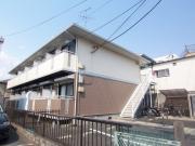 ミューハウス 1R/1階の外観 中村橋駅徒歩4分!閑静な住宅街です♪