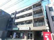 Flat南大泉 1K/3階の外観 ★駅徒歩3分の好立地★
