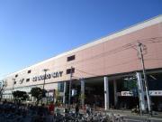 プラザ大泉学園 1K/4階の周辺 T.ジョイSEIBU大泉まで600m
