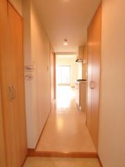 ジュピターレガーロ光が丘 1R/4階の玄関
