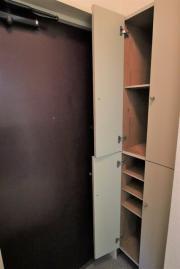 プラザ大泉学園 1K/4階の寝室 ★収納棚、小窓も付いてるお部屋♪ ★