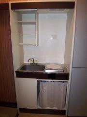 プラザ大泉学園 1K/7階のその他画像 IHコンロのキッチン♪ ※別室参考写真