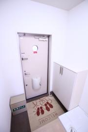 ヴィラ石神井公園 1R/2階の内装 ★洗浄便座★