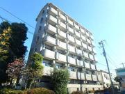 プラザ大泉学園 1K/7階の外観 オートロック・エレベーター付マンションです!