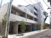 ヒルズ石神井公園ステーション 1LDK/2階の外観 ★駅近 セキュリティも充実したマンションです★