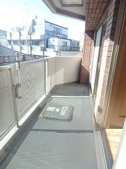 PRECIOUS24 3LDK/4階のその他画像 ★日当りの良いバルコニー★ ※別室参考写真※