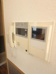 PRECIOUS24 3LDK/4階のその他画像 ★TVモニターホン★ ※別室参考写真※