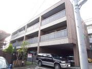 スノーベル・イシダ 2LDK/1階の外観 ★3階建て鉄骨マンション★