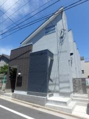 K-house igusa 1R/1階の外観 2017年3月築♪築浅アパート♪