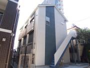 ヴィラ石神井公園 1R/2階の外観 ★急行停車駅・徒歩3分♪ 生活便利な立地です★