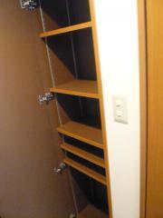 グリーンガーデン・S 1K/2階の寝室 ★クローゼット収納もあります★ 別室参考写真
