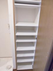 Flat南大泉 1K/3階の内装 ★シャワー付き独立洗面台★ ※別室参考写真