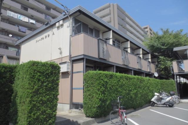 フォーブル渋谷A
