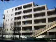 プレミアコート桜台 1K/1階の外観
