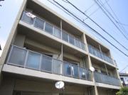 ドミール平和台 1K/4階の外観