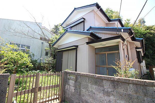 横須賀市平作6丁目中古戸建て