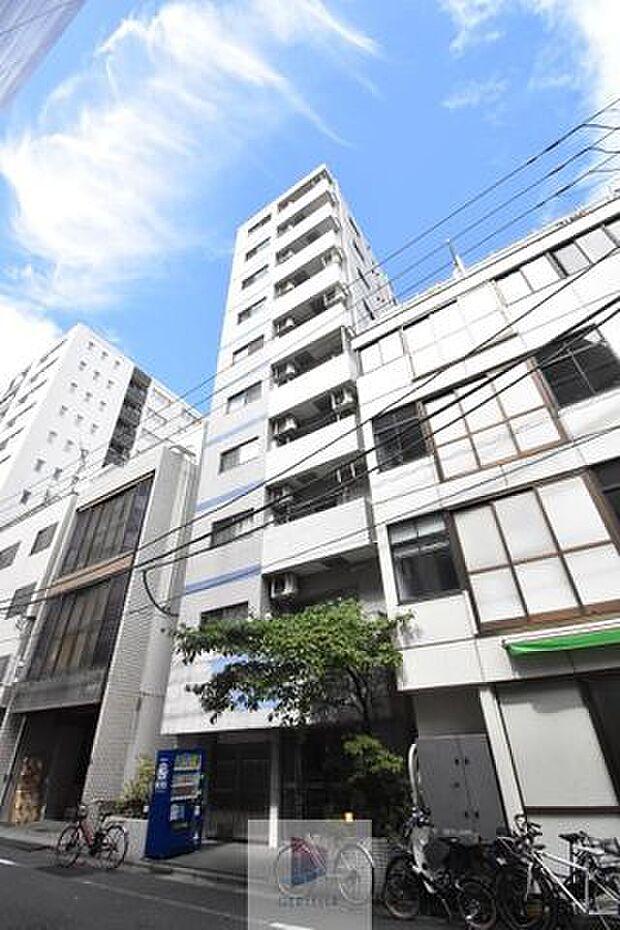 東京メトロ有楽町線 新富町駅より 徒歩7分