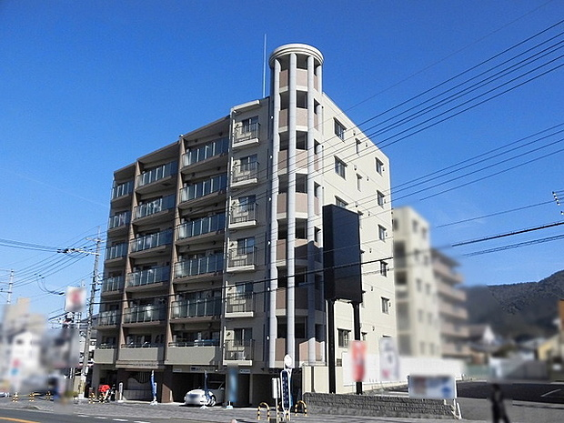 グランスイート醍醐駅前