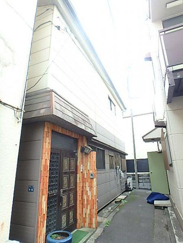 板橋区舟渡2丁目所有権・室内綺麗な価値住宅