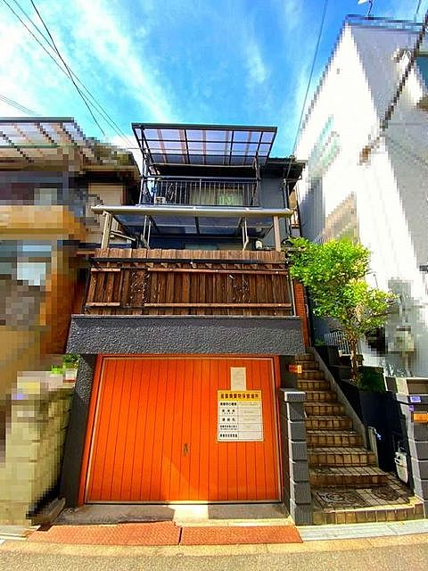 JR大阪環状線 野田駅より 徒歩4分