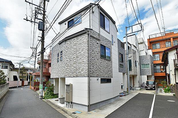 東急東横線 元住吉駅より 徒歩13分