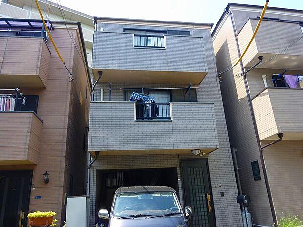 JR南武線 武蔵中原駅より 徒歩20分