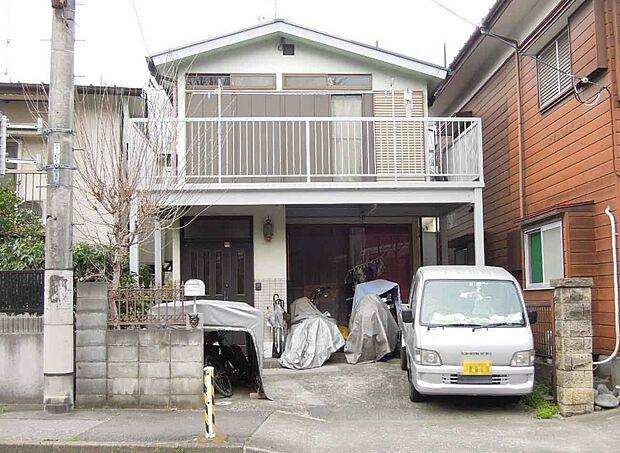 JR中央線 八王子駅よりバス約19分 馬場谷戸バス停下車 徒歩4分