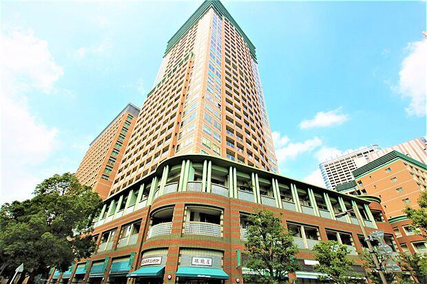 ザ・パークタワー東京サウス(オーバルコート大崎住宅棟)