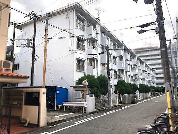 関目コーポA棟