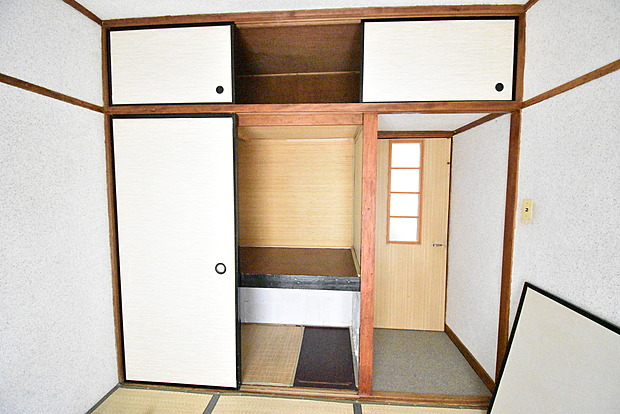 4.5畳和室の収納