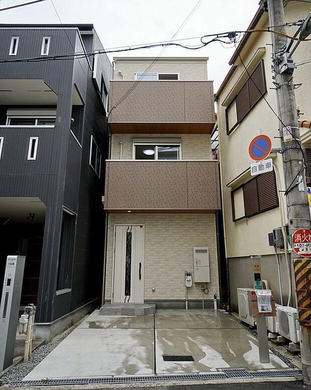 阪急京都線 十三駅より 徒歩9分