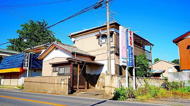 JR総武本線 八街駅より 徒歩13分