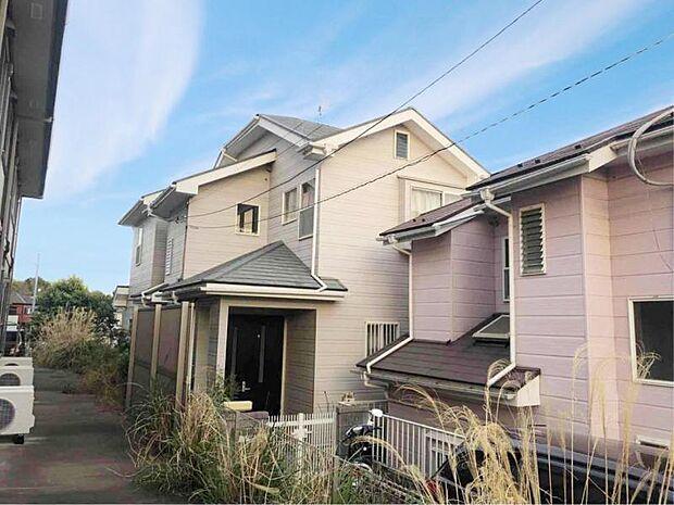 横浜市神奈川区三枚町 一戸建て住宅(中古)