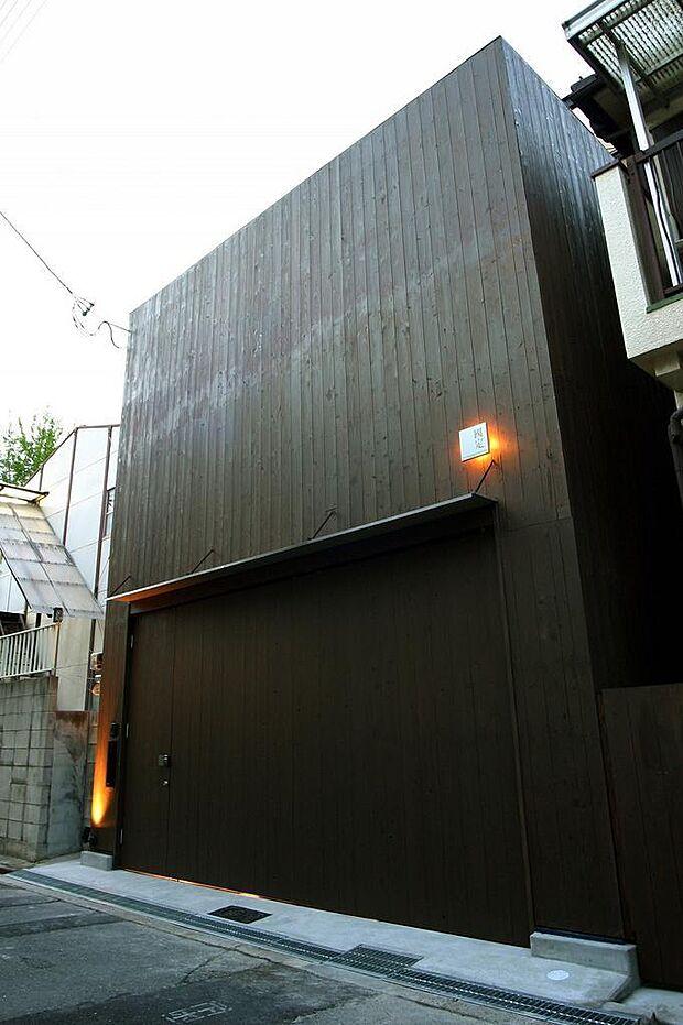 都島本通4丁目デザイナーズハウス