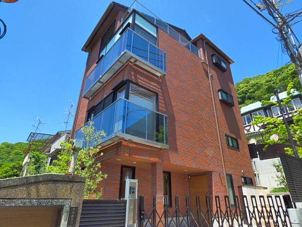 神戸市中央区北野町 ゲストハウス一戸建