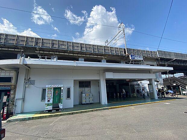 西大路駅(JR 東海道本線)まで854m