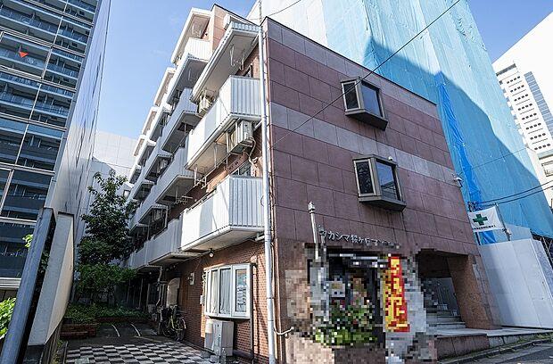 タカシマ桜ヶ丘マンション