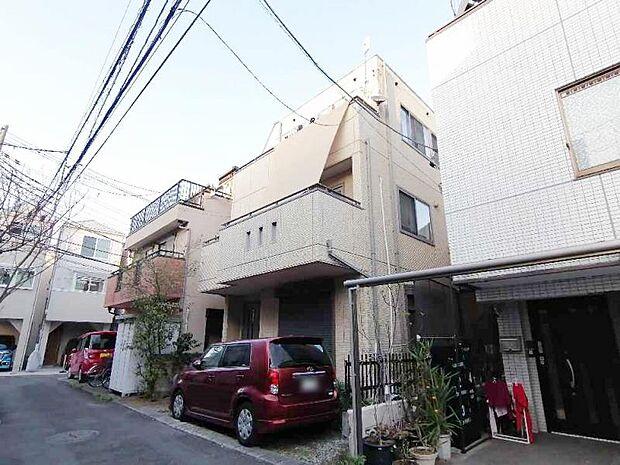 川崎市中原区上平間 一戸建て住宅(中古)