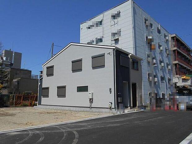 阪急宝塚線 三国駅より 徒歩8分
