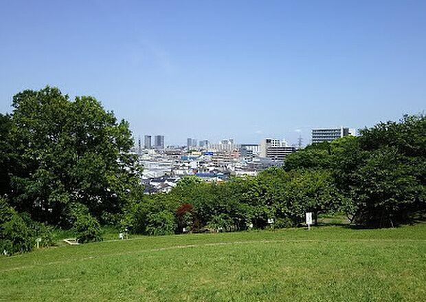 【公園】日吉公園まで822m