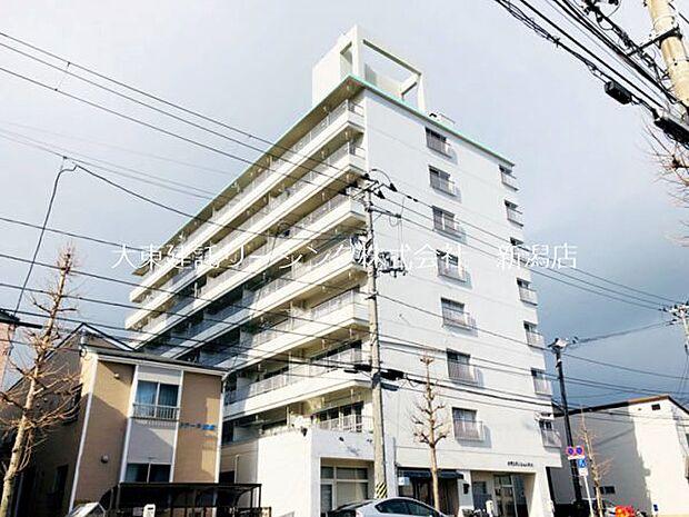 JR越後線 白山駅より 徒歩35分