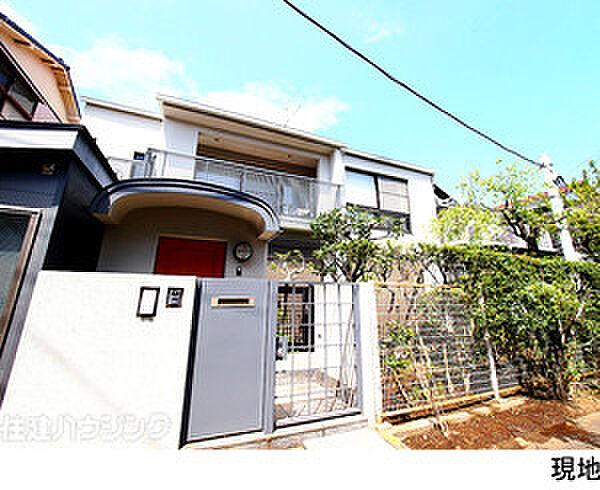 西武新宿線 新井薬師前駅より 徒歩7分