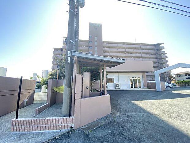 エアコン1台プレゼントクローバーマンション坪井中央公園