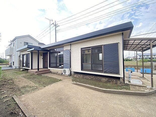 八千代町大字東原 再生住宅