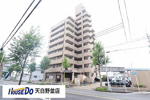 宝マンション道徳東